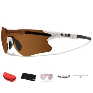Cyklistické brýle Bliz Tempo bílá