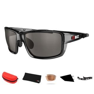 Sportovní sluneční brýle Bliz Tracker Ozon černé