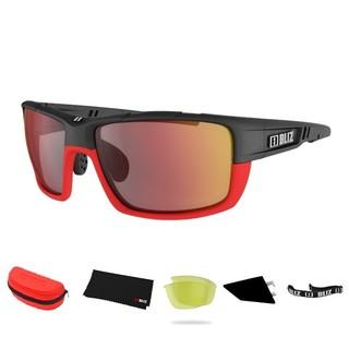 Sportovní sluneční brýle Bliz Tracker Ozon červené