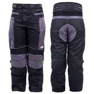 Moto kalhoty W-TEC Foibos TWG-102 černo-šedá - 4XL