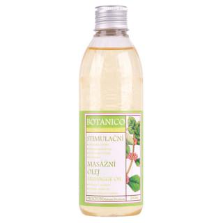 Stimulační masážní olej Botanico 200ml