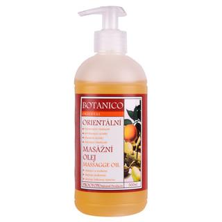 Orientální masážní olej Botanico 500ml