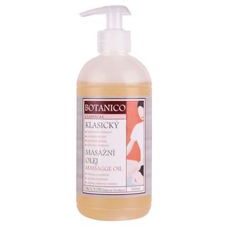 Klasický masážní olej Botanico 500ml
