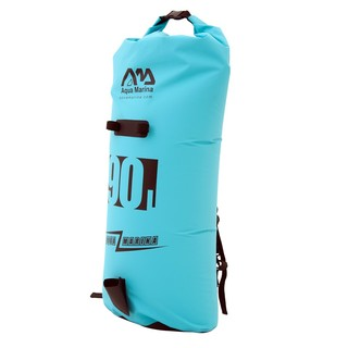 Nepromokavý vak Aqua Marina Dry Bag 90l 2018 modrá
