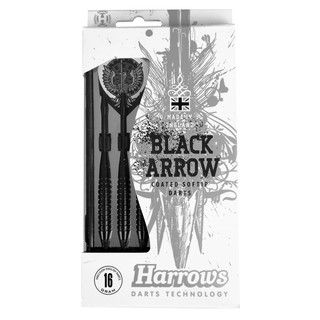 Šipky Harrows Black Arrow