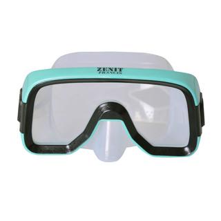 Brýle Spartan Silicon Zenith zelená