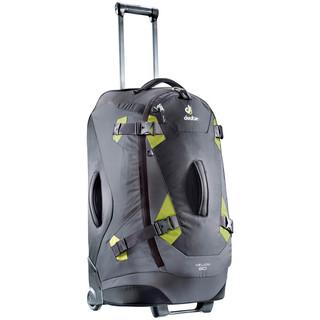 Cestovní taška DEUTER Helion 80 2016 černo-zelená
