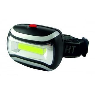 Čelovka BC COB Headlamp 3W stříbrná