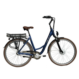 "Městské elektrokolo Devron 28120 - model 2015 Metallic Blue - 19,5"" - Záruka 10 let"