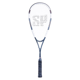 Squashová raketa Spartan Titan-Power černo-bílá