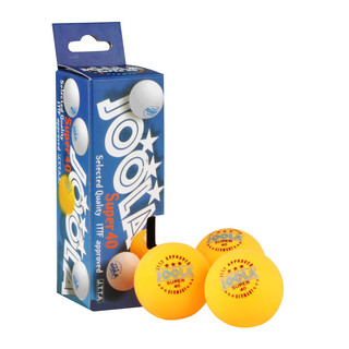 Sada míčků Joola Super 40 oranžová