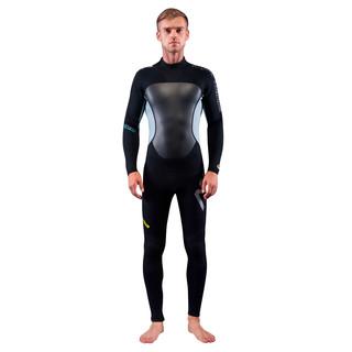 Pánský neoprenový komplet Aqua Marina Element černá - XL