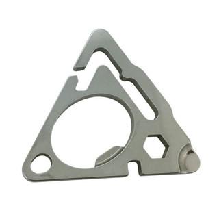 Multifunkční klíč Munkees Stainless Triangle Tool