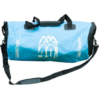 Brašna Aqua Marina Duffle Style Dry Bag 40l modrá
