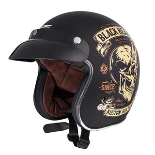 Moto přilba W-TEC V541 Black Heart matně černá - XXL (63-64)