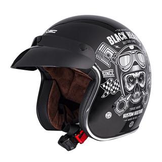 Moto přilba W-TEC V541 Black Heart černá lesk - XXL (63-64)