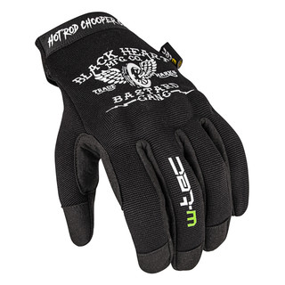 Moto rukavice W-TEC Black Heart Renogade černá - 3XL