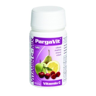 PargaVit Vitamin C Mix Plus 120 tablet