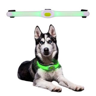LED světlo na obojek Petsaber Maxi