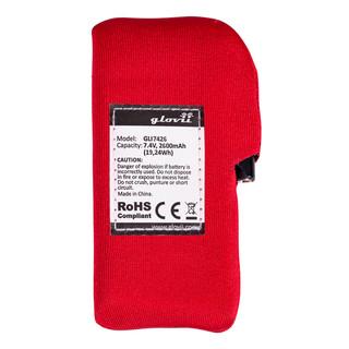 Náhradní baterie pro vyhřívaná trička a kalhoty Glovii GLI7426