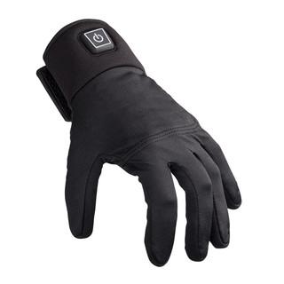 Vyhřívané moto rukavice Glovii GM2 černá - L-XL