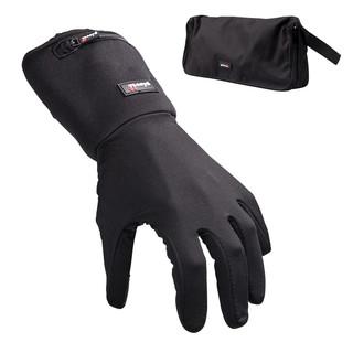 Univerzální vyhřívané rukavice Glovii GL2 černá - L-XL