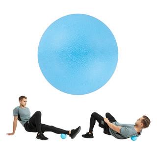 Masážní míček inSPORTline Thera 12 cm modrá
