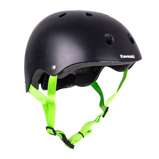 Freestyle helma Kawasaki Kalmiro černá - L/XL (58-62)