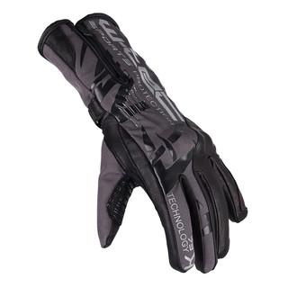Moto rukavice W-TEC Kaltman HLG-751 černo-šedá - 3XL