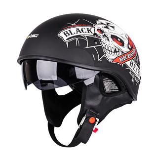 Moto přilba W-TEC V535 Black Heart XXL (63-64)