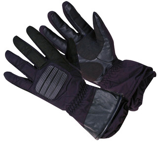 Moto rukavice WORKER MT652 černá - XXL