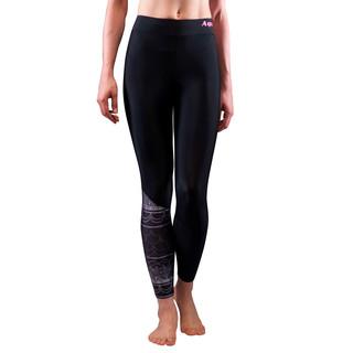 Dámské kalhoty pro vodní sporty Aqua Marina Illusion černá - XL