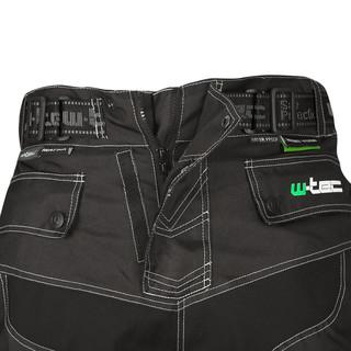 Moto kalhoty W-TEC POLTON TWG-00144 - černá