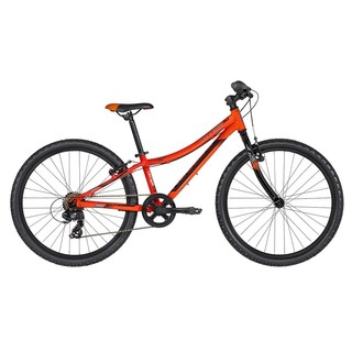 "Juniorské kolo KELLYS KITER 30 24"" - model 2019 - Neon Orange"