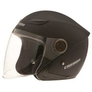 Moto helma Cassida Reflex matně černá - XL (61-62)