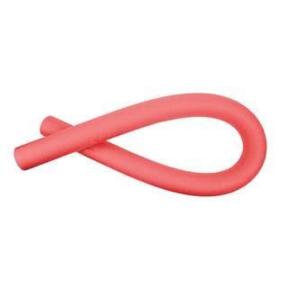 Plavecká pěnová tyč NMC Comfy Noodle 160 cm červená