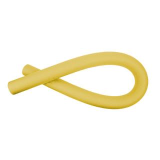 Plavecká pěnová tyč NMC Comfy Noodle 160 cm žlutá