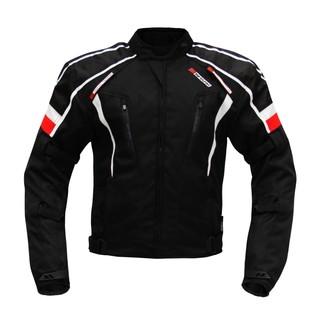 Moto bunda Spark Mondo černá - 2XL