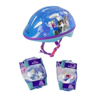 Sada chráničů a helmy Frozen