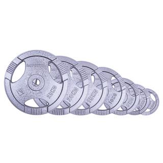 Sada ocelových kotoučů inSPORTline Hamerton 1,25-25kg