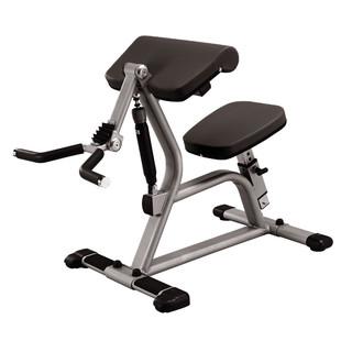 Posilovač bicepsů - Hydraulicline CBC400 černá - Záruka 10 let + Servis u zákazníka