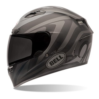 Moto přilba BELL Qualifier DLX - Impulse Black