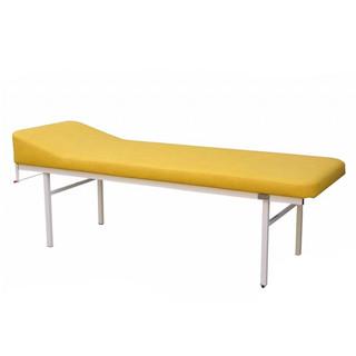 Rehabilitační lehátko Rousek RS100 - s odpočinkovým čalouněním žlutá