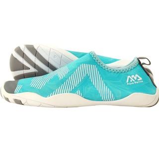 Protiskluzové boty Aqua Marina Ripples modrá - 44/45
