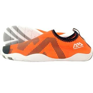 Protiskluzové boty Aqua Marina Ripples oranžová - 44/45