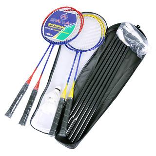 Badmintonový set se sítí Spartan pro 4 hráče