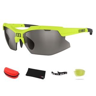 Sportovní sluneční brýle Bliz Force žluté