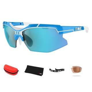 Sportovní sluneční brýle Bliz Force modré