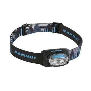 Čelová svítilna MAMMUT T-Base černo-modrá