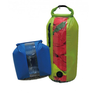 Nepromokavý vak s oknem a ventilem Yate Dry Bag 5l